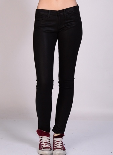 Flying Jean Pantolon Siyah